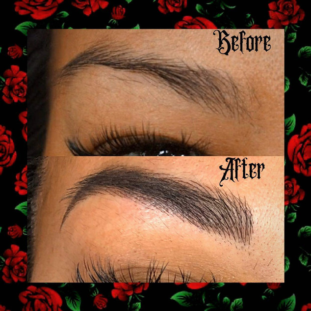 Eyebrow Fill