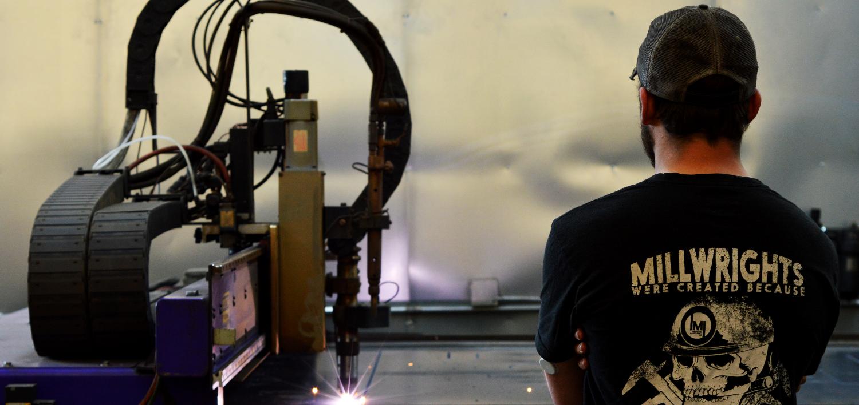 Industrial Maintenance Inc Topeka Kansas Metal