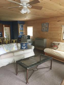 Cabin 12 Living