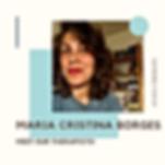 Maria Cristina Borges