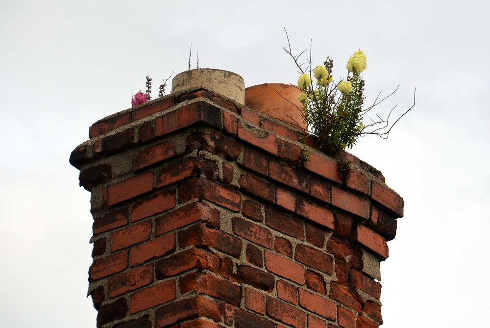 Lennox Masonry, Masonry Contractor, Stone Mason, Victoria BC, Vancouver Island - Brick Chimney Repair
