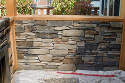Stone Wall, Victoria BC