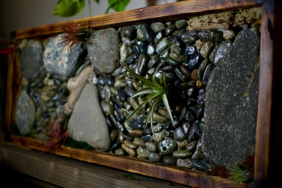 Stone Art Feature, Lennox Masonry, Victoria BC, Masonry Contractor