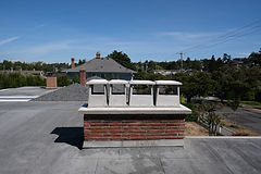 Lennox Masonry, Victoria BC, Chimney Re