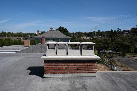 Lennox Masonry, Victoria BC, Chimney Repairs