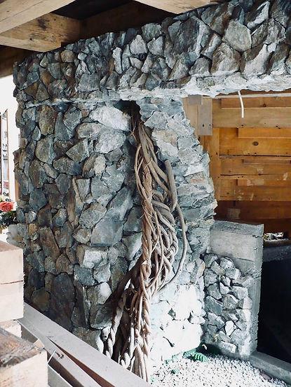 Stone Wall, Lennox Masonry