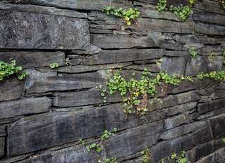 3 Benefits Of A Dry Stone Retaining Wall