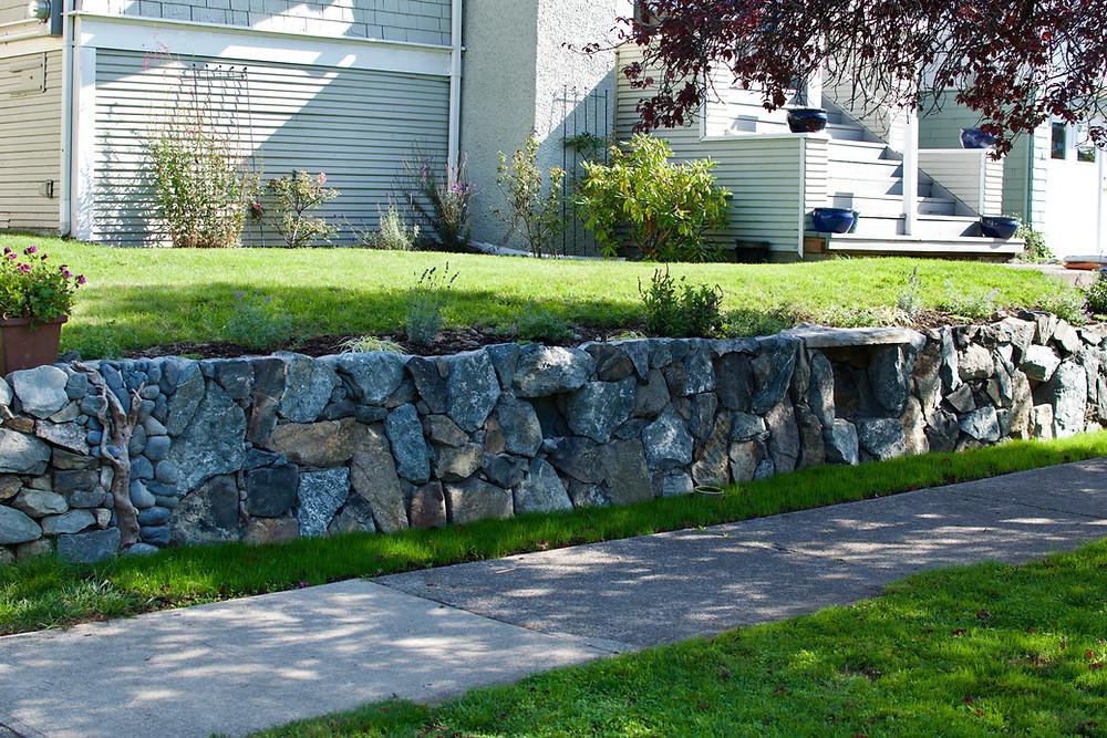 Masonry Contractor, Victoria BC, Lennox Masonry, Stonework