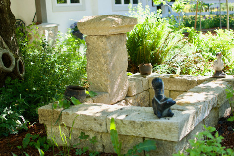 Stonework, Victoria BC, Lennox Masonry, Garden Design