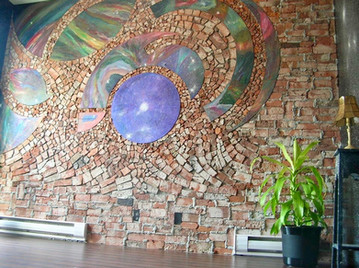 Brick Wall, Victoria BC, Lennox Masonry