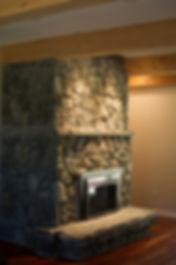 Stone Fireplace, Lennox Masonry