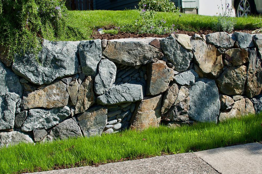 Stonemason, Victoria BC, Lennox Masonry, Stonework