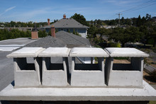 Custom Made Chimney Pots