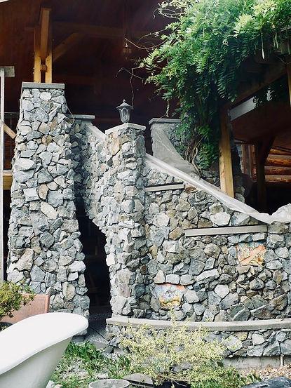 Stone House, Lennox Masonry