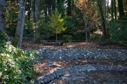 Stone Wall, Victoria, BC, Lennox Masonry