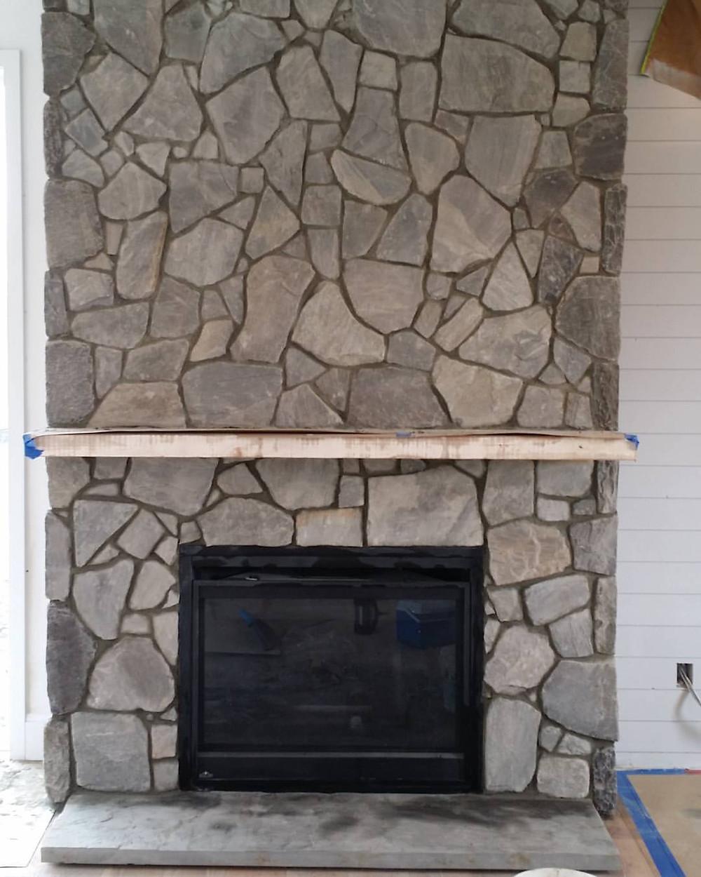 Lennox Masonry, Masonry Contractor, Stone Mason, Victoria BC, Vancouver Island - Natural Stone Veneer, Pangea Fieldstone