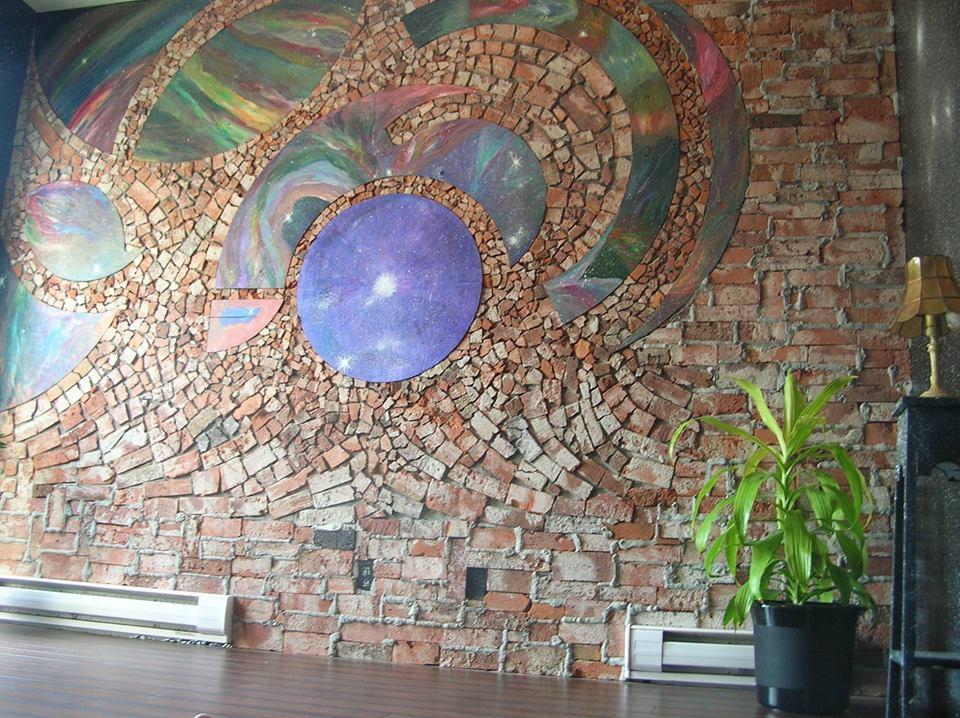 Brick Wall, Lennox Masonry, Victoria, BC