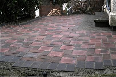 Brick Pavers Installation, Lennox Masonr