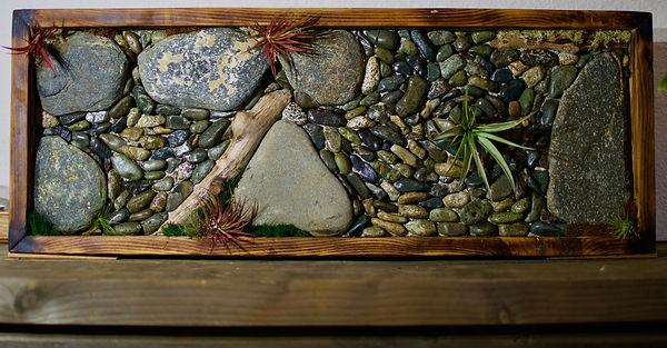 Stone Feature, Lennox Masonry, Victoria BC
