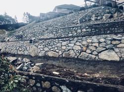 Stone Retaining Walls, Lennox Masonry, Victoria, BC