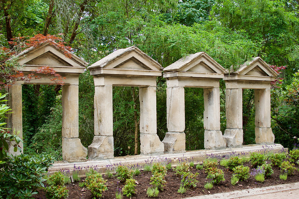 Stone Arches, Lennox Masonry