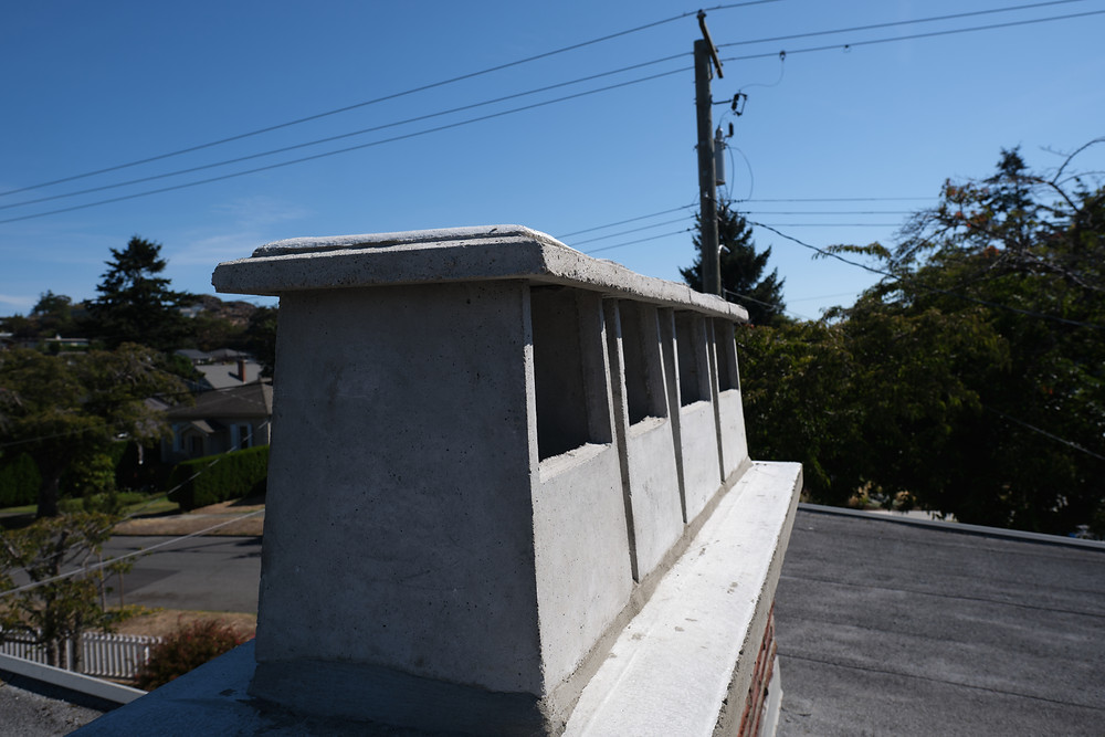 Chimney Repairs, Victoria BC, Lennox Masonry