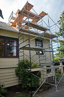 Masonry Contractor, Victoria BC, Chimney