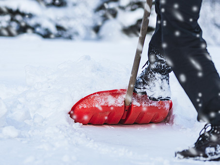 Six Snow, Ice, and Sleet Removal Tips