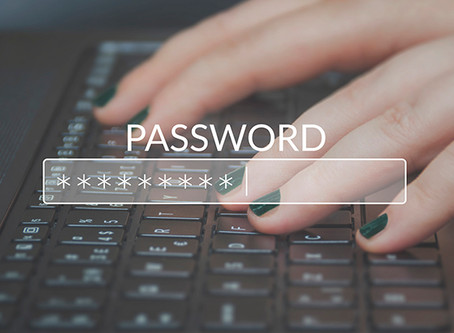 Ministry Password Protection Tips