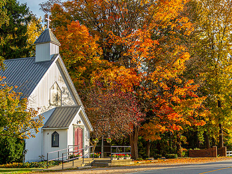 Fall Checklist for Your Church