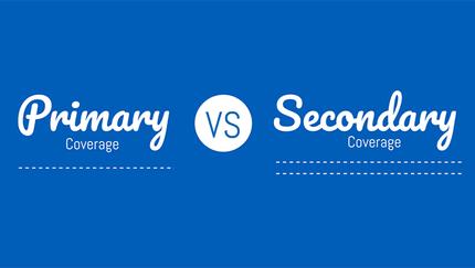 Primary vs Secondary Coverage