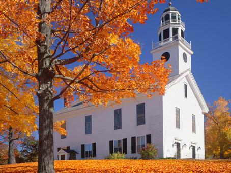 Fall Church Checklist