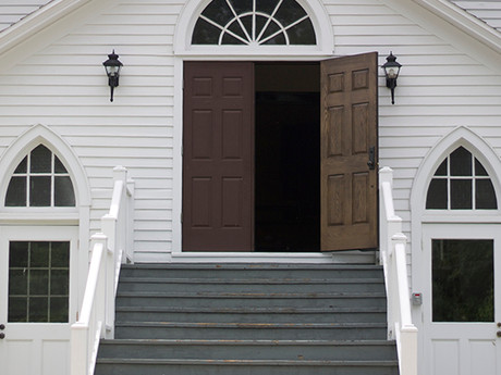 Considerations for Welcoming People Back to Your Church