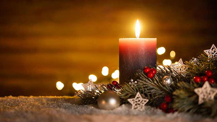 Four Holiday Candle Safety Tips