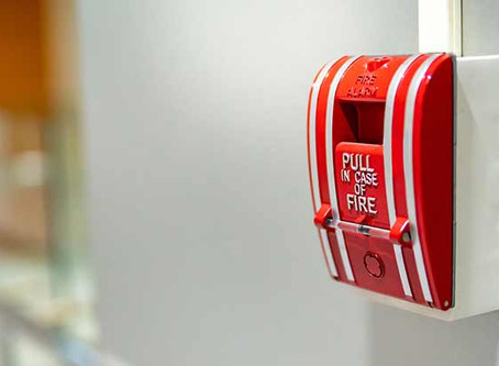 Four Fire Safety Tips for Your Ministry