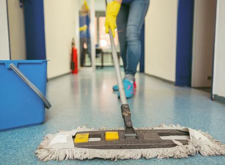 Steps to Develop a Church Sanitation Plan