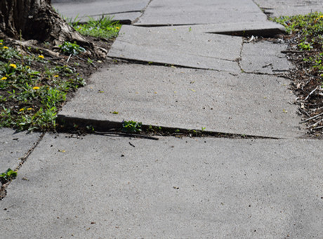 Common Problem Areas for Slips, Trips, and Falls