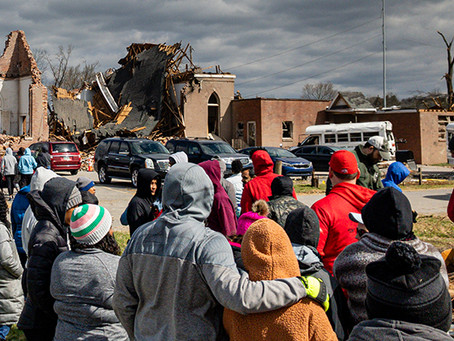 ASK THE EXPERT: What should I know about tornado preparation?