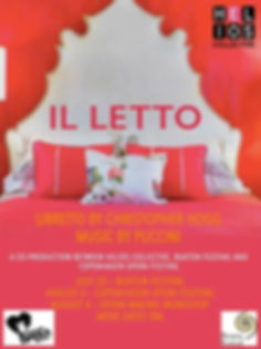 Christopher Hogg, Il Letto, Helios Collective