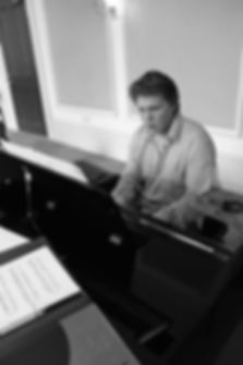 Noah Mosley, Pianist, accompanist, Helios Collective