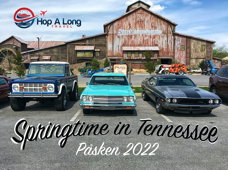 Springtime in Tennessee Hopalong Travel.