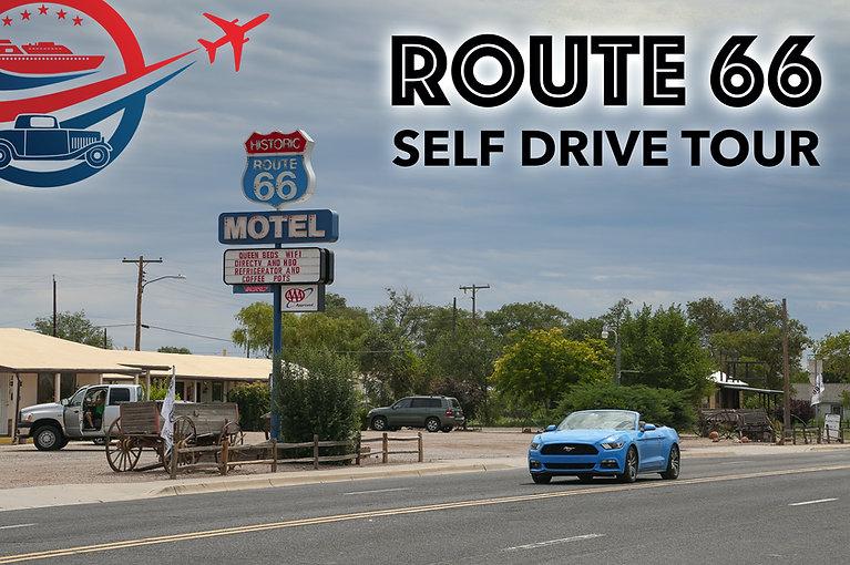 Route 66 Self Drive Tour Hopalong Travel
