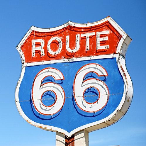 Route 66 Tour 2021