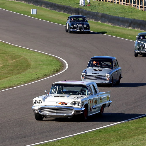 Goodwood Revival Tour 2021