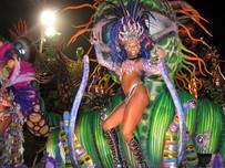 Karnaval, Brezilya