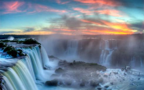 İguazu Şelaleleri, Arjantin