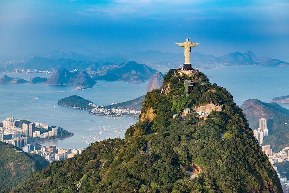 Rio de Janeiro, Corcovado