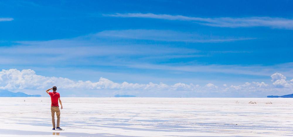 Uyuniz Tuz Gölü