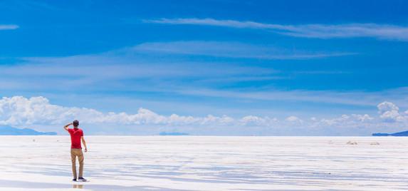 Uyuni Tuz Gölü, Bolivya