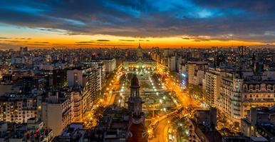 İhtişamlı Güney Amerika